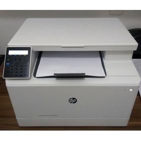 Multifuncional Hp Laser Color Pro M180nw 110v Leia O Anuncio