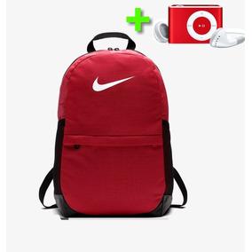fc420f7268935 Mochilas Nike Rojo en Mercado Libre México