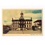 Cartao Postal Tipografico Museu Da Inconfidencia Ouro Preto