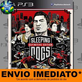Jogo Sleeping Dogs Promoção Pronta Entrega Ps3 Digital Psn