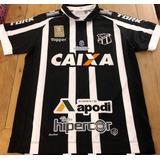 Camisa Ceará Da Copa Do Nordeste 2015 - Futebol no Mercado Livre Brasil 9ba6513dc8f26