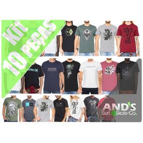 10 Camiseta Mcd Atacado - Camisetas Manga Curta Masculino no Mercado ... a51d66b970b
