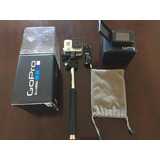 Gopro Hero 3+ Silver Edition 64gb C/ Tela Touch