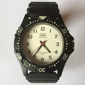 bce6c9a8ca5 Relógio Q Q Attractive Esportivo Masculino - Relógios De Pulso no ...