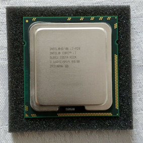 Procesador Intel Core I7 920 A 2.66 Ghz, Socket 1366