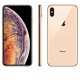 iPhone Xs Max Dourado Tela De 6,5 , 4g, 512gb 12mp Mt582bz/a