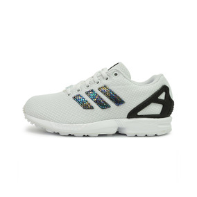 Zapatillas adidas Originals Flux Zx Metalic Snake J Niño