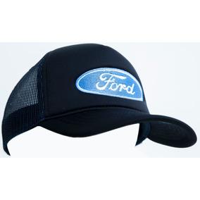 Boné Ford Redinha Estilo Americano Trucker Bordado ed8a7b800b1
