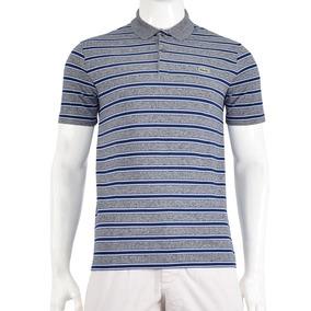 Camisa Lacostes Masculina Listrada - Calçados, Roupas e Bolsas no ... b1372e4404