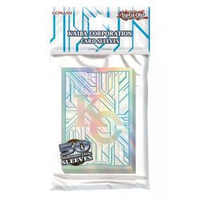 Yu-gi-oh! - Kaiba Corporation Card Sleeves 50 Premium