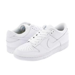 best cheap 60ee3 d327d Zapatillas Nike Dunk Low White - Originales - No Air Force