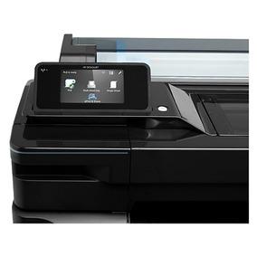Pendrive Usb Firmware Hp Designjet T120 E T520 - Tela Azul