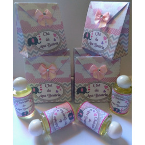 15 Mini Colônias Lembrancinhas Chá De Bebê Maternidade Anive