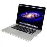 Notebook Macbook Pro Md101ll/a I5 4gb 500gb 13.3
