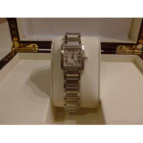 Reloj Cartier Tank Francaise Dama