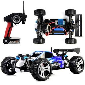 Buggy 4x4 Wltoys A959 ,50 Kms./h Completo Nuevo En Caja