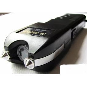 Máquina De Choque 60.000kv Com Lanterna Led Ful
