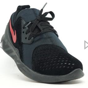 Tênis Nike Lunarcharge Premium Preto Vermelho