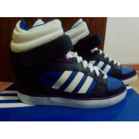 2165a46e57d27 Zapatillas Adidas Con Tacos Escondido - Zapatillas Adidas de Mujer ...