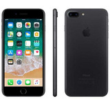 iPhone 7 Plus Preto Tela 5,5 4g 32 Gb Câmera 12 Mp Mnqm2bz/a