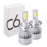 Luces Led Kit 72w 7600 Lumenes H1 H4 H7 H11 9005 9006