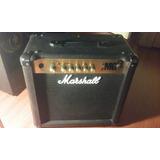 Amplificador Marshall Mg15 15 Watts