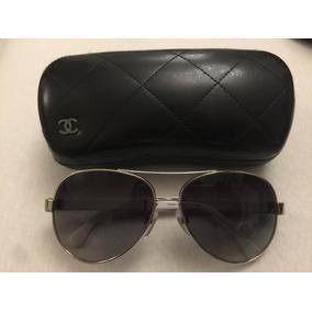 Óculos De Sol Chanel Branco - Óculos no Mercado Livre Brasil 9a0a20d283