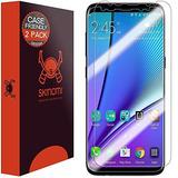 Protector De Pantalla Skinomi 2 U. P/samsung Galaxy S8 Plus