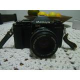 Câmera Mamiya Zm , Japan , Conforme Descrição