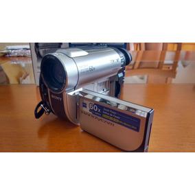 Sony Handycam Dcr-dvd650 (nova) + Bolsa P/ Câmera