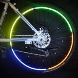 Friso Adesivo Refletivo P/ Bike Bicicleta Aero Aro 26