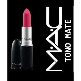 Labiales Mac Barra Mate Maquillaje Al Mayor