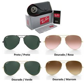 Oculos Aviador Lente Rosa - Óculos no Mercado Livre Brasil a3cba589a5