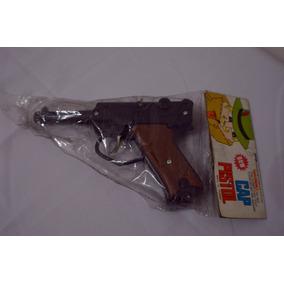 Vintage - Pistola De Juguete Sebita - Cap Luger