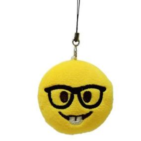 Emoji Sonriente Emoticono Desprecian Llavero Juguete Regalo