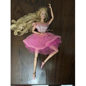 Barbie Antiga Quebra Nozes Articulada
