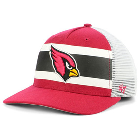 Cardenales Ariz Nfl Gorra Striped 47 Franchise Mvp Ajustable 5ac6bcd05f3