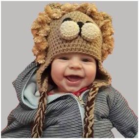 775c7a4ea680d Gorro Personaj Tejido Crochet - Ropa y Accesorios en Mercado Libre ...