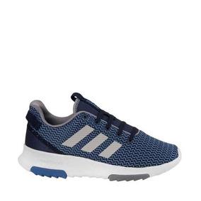sports shoes f0601 b0986 Tenis Comodo De Niño adidas Color Marino Textil Im751 A