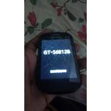 Samsung Galaxy Famy Gt S6812 Ops Apenas Touch Trincado
