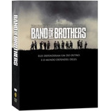 Box Dvd Original: Band Of Brothers A Série Completa - 6 Dvds