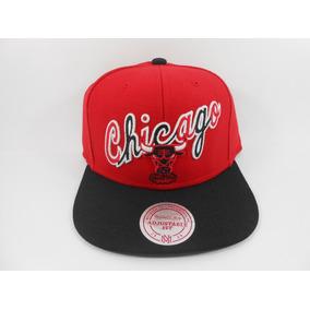 b024950255e95 Boné Mitchell Ness Chicago Bulls Original - Bonés para Masculino no ...