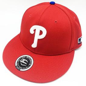 Gorra De Beisbol Original Mlb Team Phillies Ajustable 4a044925892