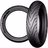 Kit Cubiertas 120 70 17 + 180 55 17 Michelin Pilot Rad - Sti