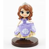 Figuras Qposket Princesas Disney Princesita Sofia
