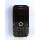 Celular Nokia Asha 303 Com Wifi Cartão Gb Mp3 Player, Rádio