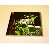 Soldier Of Fortune Dreamcast Usado Sin Rayas