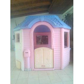 Casa De Juego Little Tikes