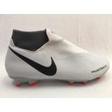 Zapatos Nike Phantom Vsn Academy Fg/mg Gris/naranja Caball