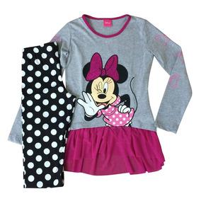 Conjunto Oficial De Minnie Para Niñas